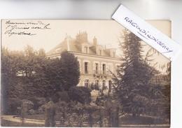 CPA PHOTO - SAINT-GERVAIS - Château Ou Propriété Bourgeoise à Situer (peut-être Gironde ?) - Cartes Postales
