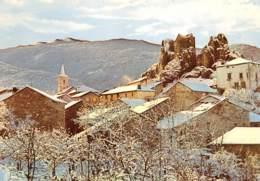 Quérigut - Le Village Sous La Neige - Foix