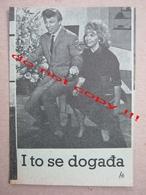 It's All Happening (1963) / Don Sharp: Tommy Steele, Angela Douglas, Michael Medwin ZETA Film ( English Film ) - Programs