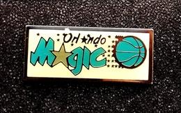 ORLANDO MAGIC  - N B A  Basketball Club Pins. - Basketball