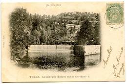 BRIVE - La Marque (écluse Sur La Corrèze)  - Voir Scan - Brive La Gaillarde