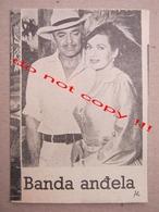 Band Of Angels (1957) / Raoul Walsh: Clark Gable, Yvonne De Carlo, Sidney Poitier ZETA Film ( American Film ) - Programs