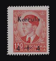 "***REPLICA*** Of Yugoslavia - 1944 "" Korcula "" - WW2 - German Occupation - Jugoslawien"