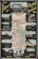 Führer Von Altenburg Bis Langenleuba, Gelaufen 1912 - Altenburg