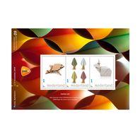 D(B) 187 ++ 2019 NETHERLANDS NEDERLAND PAPER ART POSTFRIS NEUF MNH ** - Unused Stamps