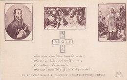QF - RELIGION, La Louvesc (Ardeche) - La Croix De Saint Jean-François RÉGIS - Christianity