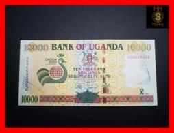 UGANDA 10.000 10000 Shillings 2007 P. 48 *COMMEMORATIVE*  UNC - Uganda