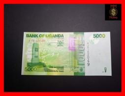 UGANDA 5.000 5000 Shillings 2011 P. 51 B  UNC - Uganda