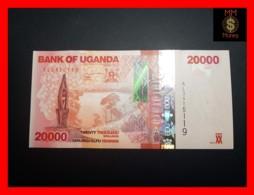 UGANDA 20.000 20000 Shillings 2010 P. 53 A  UNC - Uganda