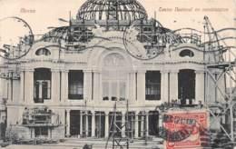 MEXIQUE MEXICO - Mexico - Teatro Nacional En Construccion - Mexique