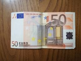 50 Euro Wim Duisenberg - S00023080219, J001G3 - EURO