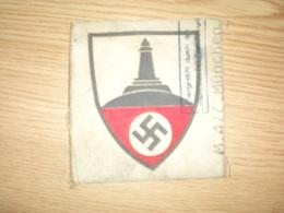 Nazy Emblem 19x9.5 Cm - 1939-45