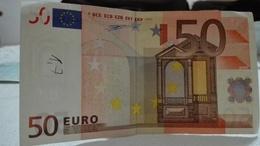 50 Euro Wim Duisenberg - S00393954415, J001D3 - EURO