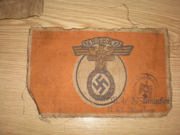 Nazy Armband Arm Band NSKK 14x22 Cm - 1939-45
