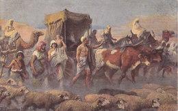 QF - RELIGION, L'Histoire Sainte - Scénes De L'Ancien Testament - Israel Part Our L'Egypte - Christianity