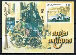 Cuba 2008 Vintage Cars  (MLH)  - Cars - Cuba