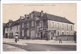178 - St-JULIEN-de-VOUVANES - La Mairie - Saint Julien De Vouvantes