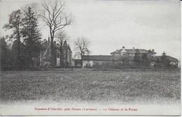 Alteville , Près Dieuze -  Le Domaine Avec Le Château Et La Ferme - Autres Communes