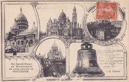 QF - RELIGION, Sacré-Coeur De Montmartre - Christianity