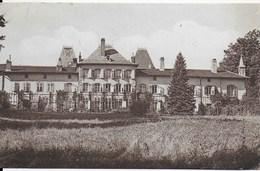 Alteville  Par Gélucourt - Le Château - Autres Communes