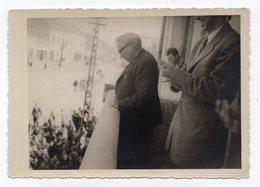 1950s YUGOSLAVIA,JUDAICA,MOSHE PIJADE,POLITICIAN AND DIPLOMAT,SNAPSHOT,PHOTOGRAPH - Ohne Zuordnung