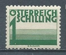 Autriche Timbres-taxe YT N°151 Neuf/charnière * - Portomarken