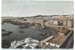 Algérie - Alger - Vue Générale - Ed. L.V. & Cie - Cpa En Couleurs - Algeri
