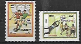 Algérie Coupe Du Monde D E Football  En 1988 En France - Algerien (1962-...)