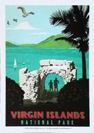 VIRGIN ISLANDS   - National Park - Virgin Islands (USA) - 100th Anniversary (1915 - 2015) - Islas Vírgenes Americanas