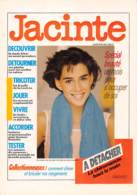 MAISON ALFORT JACINTE  31 Cours Des Juilliottes Aout 1983 Mensuel Mode Beauté   10 / KEVREN0772 - Maisons Alfort