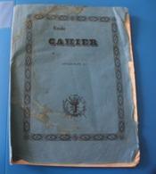 REGISTRE-RÉPERTOIRE MANUSCRIT DES PAPES,ROIS & CONCILES-DE L'AN 44 (SAINT-PIERRE) à 1846 (PIE-IX) - Manuscrits