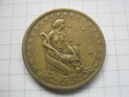 Brasil , 1000 Reis 1924 - Brésil