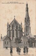 NANTES DOULON Chevet De L'Eglise Notre Dame De Toutes Aides ( Chapeau 22 ) - Nantes