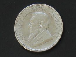 RARE !! - -2 1/2 Shillings 1895 - Zuid Afrikaansche Republiek SOUTH AFRICA  **** EN ACHAT IMMEDIAT **** - Afrique Du Sud