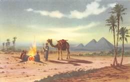 Egypte Egypt Bedouin Camp Near Pyramids     M 3428 - Egypt