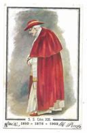 CPA SA SAINTETE LE PAPE LEON XIII ( 1810 - 1878 - 1903 ) - Popes