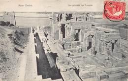 Egypte Egypt  Kom Ombo  Vue Generale Des Temples Anno 1902     M 3440 - Egypt