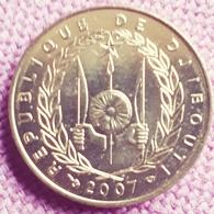 DJIBOUTI : 20 FRANCS 2007 Br. UNC - Djibouti