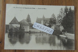 JOUE DU BOIS - ENVIRONS DE BAGNOLES DE L ORNE - ANIMATION - France