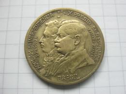 Brasil , 1000 Reis 1922 - Brésil