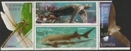 España 4982/2985 ** Fauna. 2015 - 1931-Heute: 2. Rep. - ... Juan Carlos I