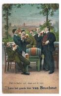 B-7823  BOUCHOUT : Leve Het Goede Bier Van Bouchout ( Bierre) - Boechout