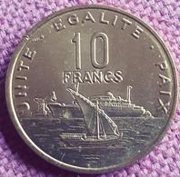 DJIBOUTI : 10 FRANCS 2007 Br. UNC - Dschibuti