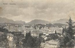 """8213""""VARESE-PANORAMA"""" -CARTOLINA POSTALE  ORIGINALE SPEDITA 1910 - Varese"""