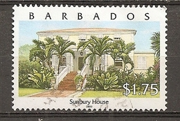 Barbados 2000 Vue Views Obl - Barbados (1966-...)