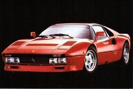 MOTOR CARS - AUTOMOBILI - FERRARI GTO - N 074 - Cartoline