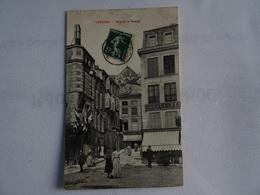CPA  55  VERDUN Rue De La Grange 1908 Animée  TBE - Verdun