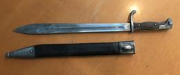 Germany Bayonet M98/05 (560) - Armas Blancas