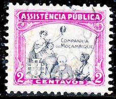 !■■■■■ds■■ Company Postal Tax 1933 AF#2ø (x1071) - Mozambique