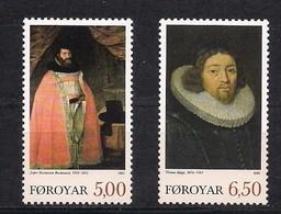 Faroer Féroé  2003 Yvertn° 467-468 *** MNH Cote 5,00 Euro - Faeroër